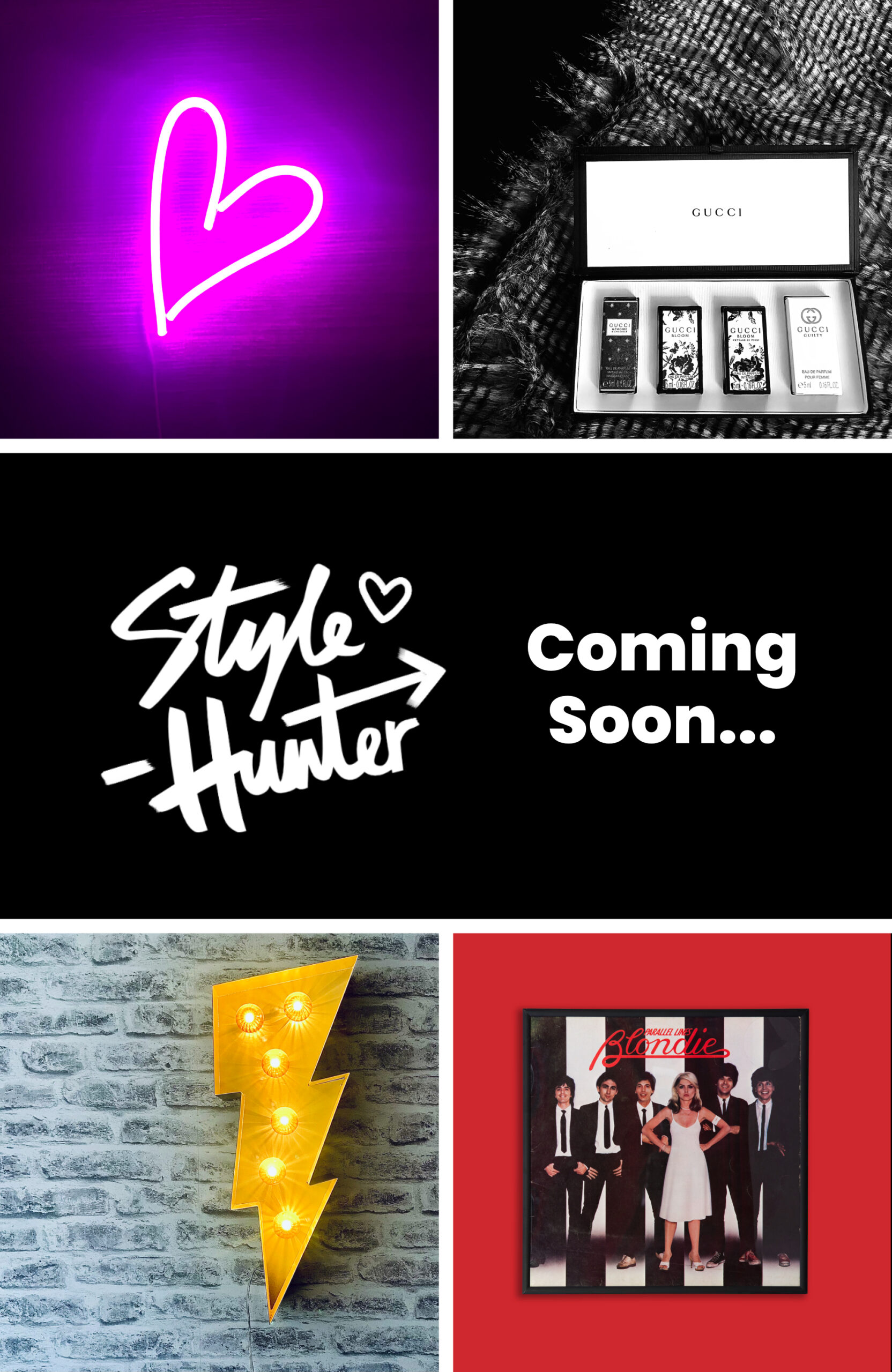 Style-Hunter Coming Soon Mobile Header